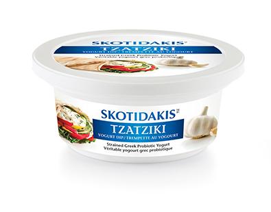 Tzatziki - Dip, 250 g | Skotidakis